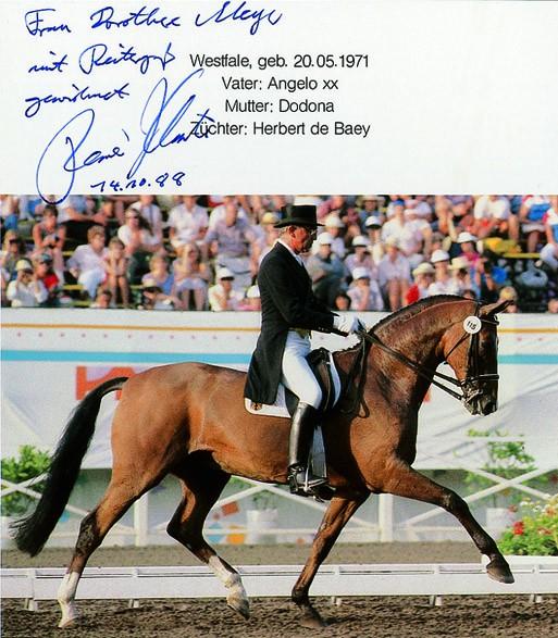 """Kouzlo """"obyčejné"""" drezury – Dr. Reiner Klimke & Ahlerich"""