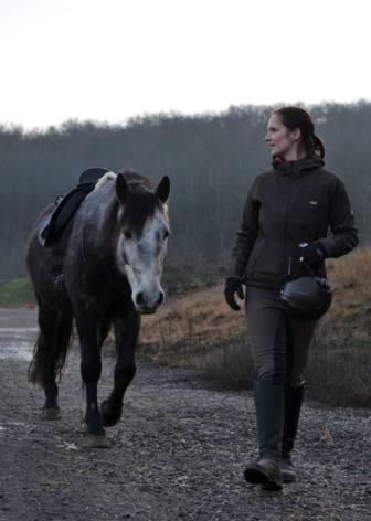 Jak vychovat poslušného a spolupracujícího koně
