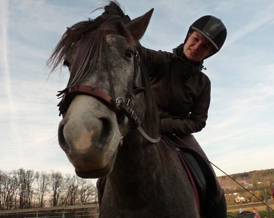 Proč miluji svého koně?